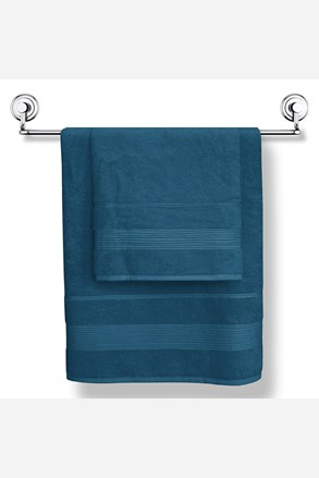 Prosop Moreno albastru inchis, material cu fibre de bambus