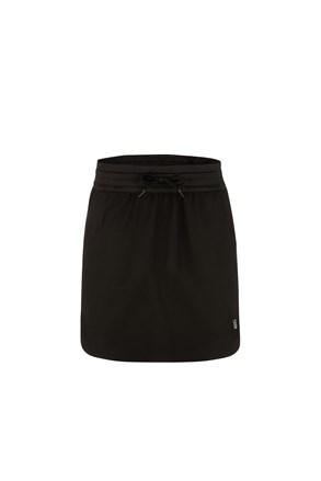Γυναικεία μαύρη αθλητική φούστα LOAP Unke
