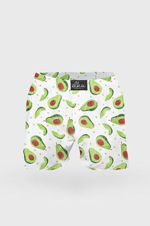 Шорти Elka LOUNGE с авокадо