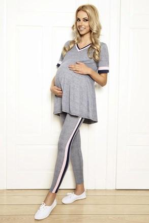 Tehotenské pyžamo Elen
