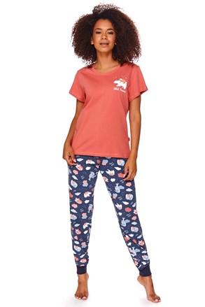 Pijama dama Ruth, rosu