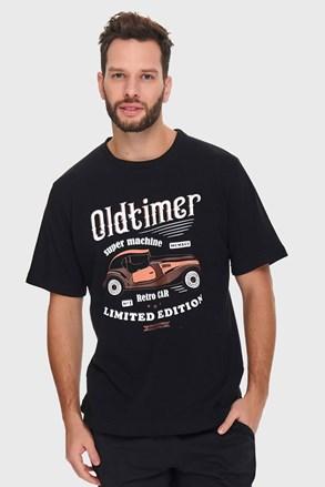 Pijama Oldtimer, negru