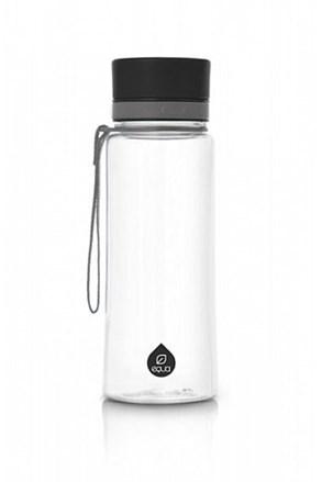 Sticla din plastic EQUA Plain Black 600 ml