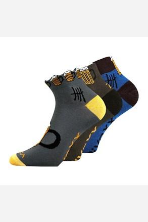 3 pack pánskych ponožiek Piff