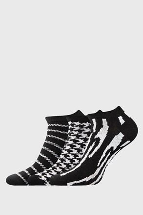 3 pack dámskych ponožiek Piki 34