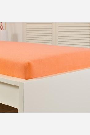 Cearsaf elastic de pat froté, caisa