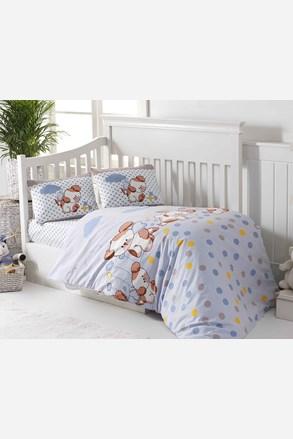 Pościel do łóżeczka dziecięcego Puppy