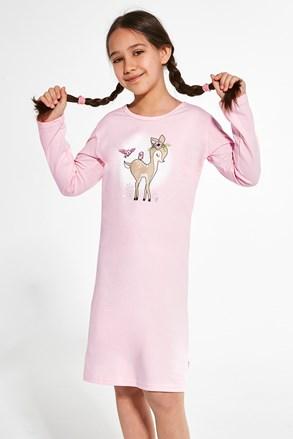 Dievčenská nočná košeľa Roe 4