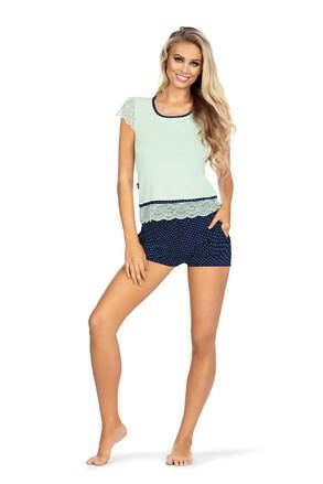 Damska piżama Roxy Mint Blue