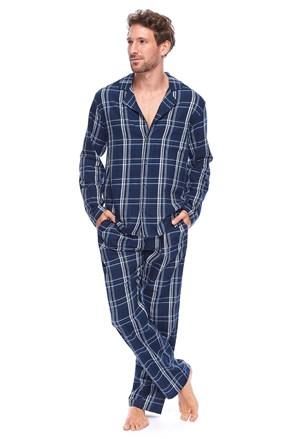 Alan férfi pizsama, kabátkával