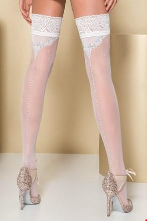Samostojeće čarape Ercilia 20 DEN