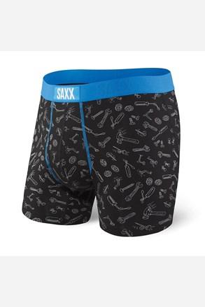 Moške boksarice SAXX Ultra Black Toolbox