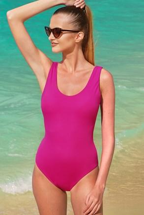 Jednodielne plavky Samui Pink