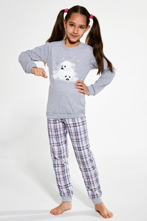 Pijama Seals, pentru fetite