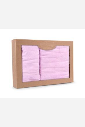 Darčeková sada uterákov Moreno lila
