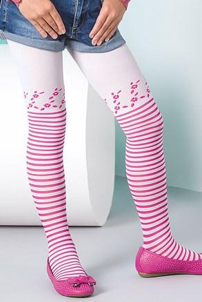 Dievčenské pančuchové nohavice Sisi