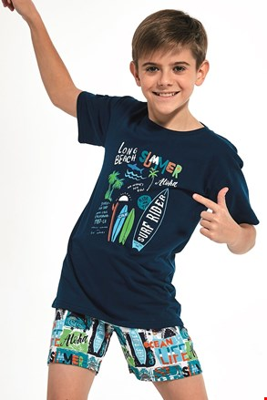 Pijama baieti Surfer