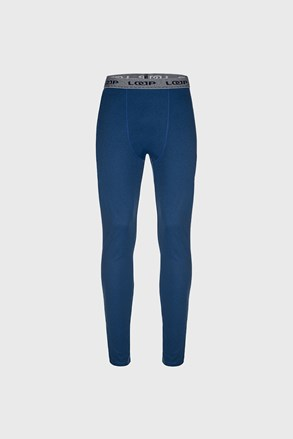 Modré funkčné nohavice LOAP Pelit