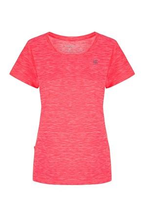 Dámske ružové tričko LOAP Madam