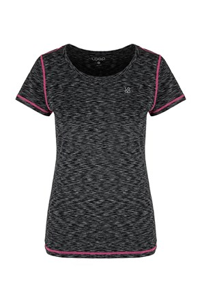 Dámske čierne tričko LOAP Madam