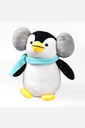 Pluszowy Pingwin niebieski
