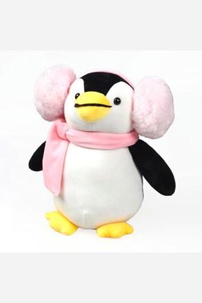 Dziecięca maskotka Pingwin różowy