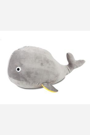 Poduszka dziecięca i zabawka Wieloryb