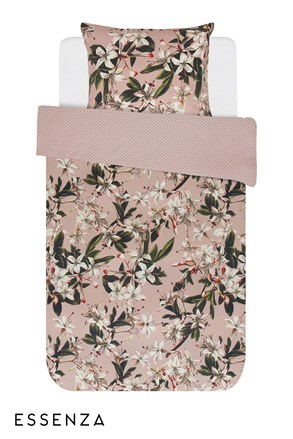 Lenjerie de pat Essenza Home Dusty Rose