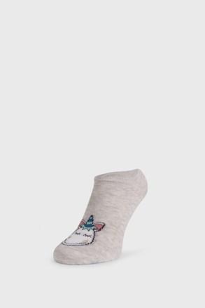 Dievčenské ponožky Jednorožec