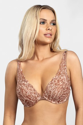 Бюстгальтер Wonderbra Triangel Double Push-Up Animal