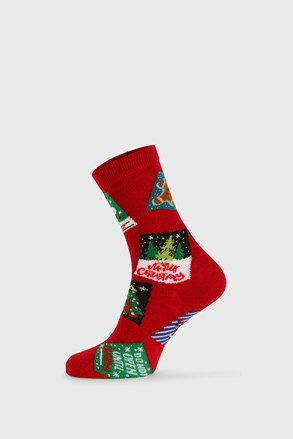Дамски коледни чорапи Posty