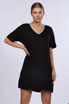 Ženska spalna srajca DKNY Black