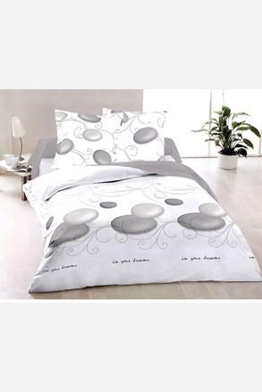 Zen ágyneműhuzat, fehér