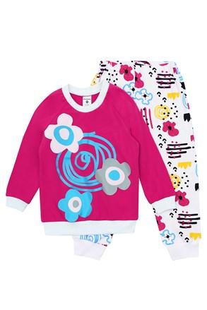 Dievčenské pyžamo Flower Rose