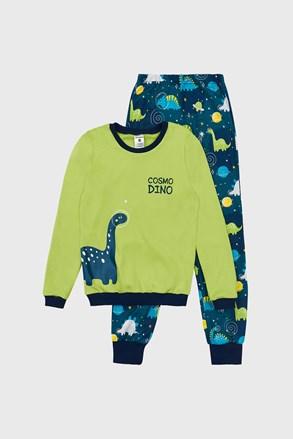 Chłopięca piżama Dinos