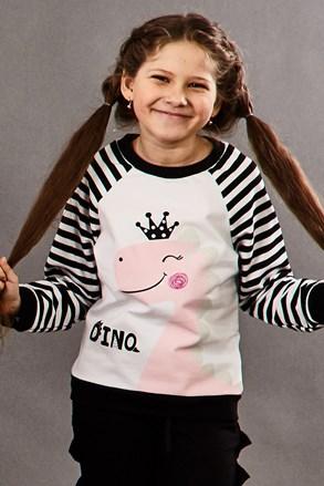 Φούτερ για κορίτσια Dino Princess