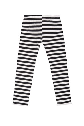 Zebra lányka leggings