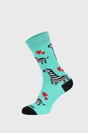Fusakle zokni Zebra