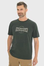 Тъмнозелена тениска Bushman Gladwin