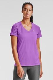 Виолетова спортна тениска Under Armour Solid