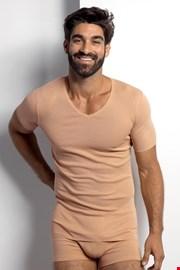 Телесна фланела за под ризата