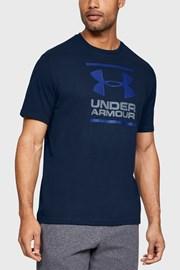 Tmavomodré tričko Under Armour Foundation