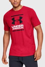 Κόκκινο μπλουζάκι Under Armour Foundation