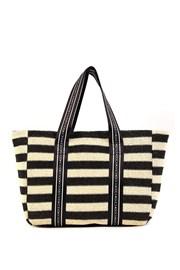 Γυναικεία τσάντα παραλίας Elle μαύρη