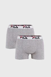 2-pack boxeri barbatesti FILA, gri
