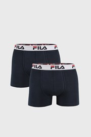 2 PACK boxeri FILA, albastru inchis