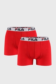 2 PACK червени боксерки FILA