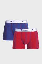 2 pack pánskych boxeriek CHAMPION Red II.