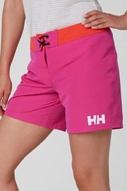 Dámske ružové športové kraťasy Helly Hansen