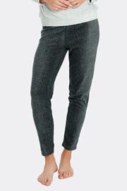 Pantalon de pijama, model cu buline